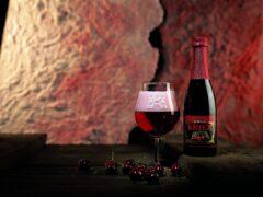 Бельгийское вишневое пиво Kriek