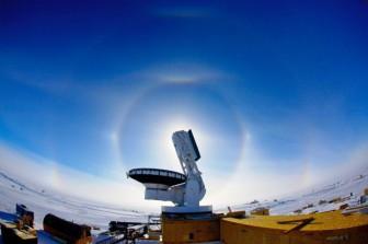 Южнополярный телескоп