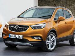 Opel представил обновленный кроссовер Mokka