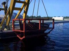 Археологи Нидерландов подняли со дна реки судно возрастом в 500 лет