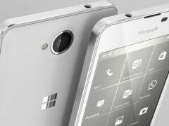 Microsoft презентовала смартфон Lumia 650