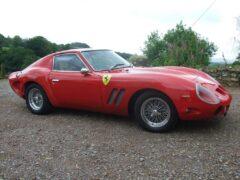 Раритетный Ferrari продали за 35,7 миллиона долларов