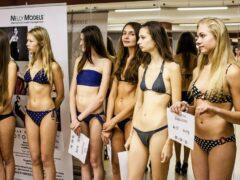 В Минске прошел кастинг на конкурс «Мисс Беларусь-2016»