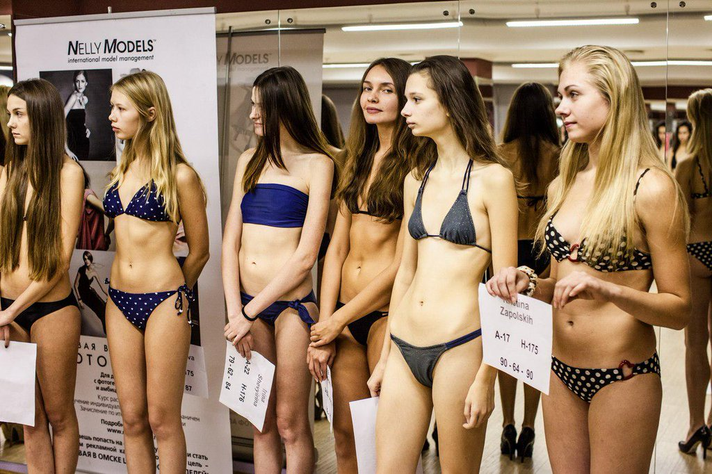 Кастинг конкурса «Мисс Беларусь-2016». Облико морале!