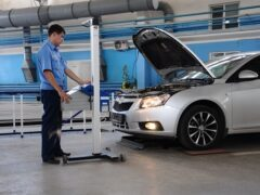 В Беларуси стоимость техосмотра автомобилей вырастет на 18%