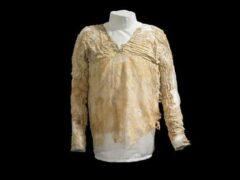 Ученые определили возраст самого древнего в мире платья