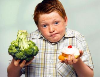 дети ожирение