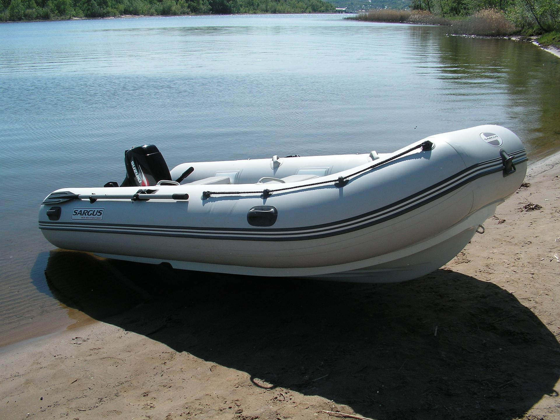 сибриб лодки