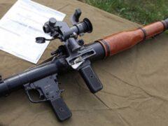 В Петербурге задержан мужчина в форме ВМС Украины с гранатометом