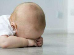 В Чебаркуле мать на сутки оставила в квартире годовалого малыша