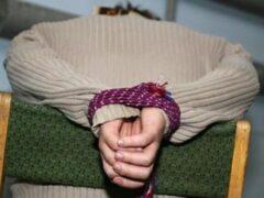 В Купчино неизвестные похитили охранника и требуют с его бабушки выкуп
