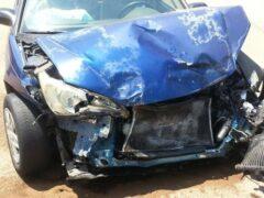 Москва: На МКАД при столкновении грузовика и легковушки погиб человек