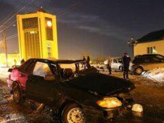 В ДТП в Чебоксарах пострадали семь человек, в том числе дети
