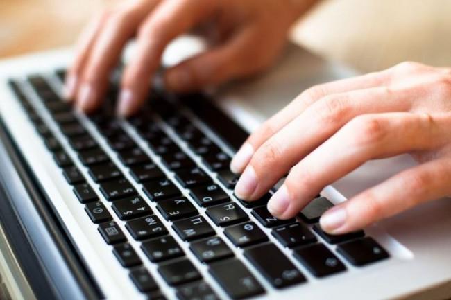 Заработать в интернете за печатание текста
