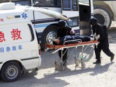 В Китае неизвестный с ножом напал и ранил детей у входа в школу