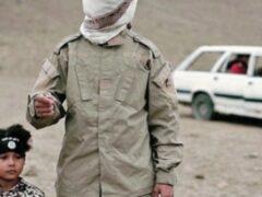 ИГ опубликовало видео казни заложников четырехлетним мальчиком
