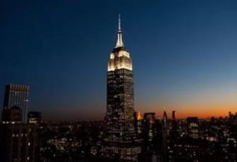 небоскреб Empire State Building