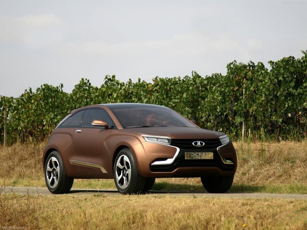 Автоконцерн АвтоВАЗ начинает продажи новоиспеченной Lada XRay в России