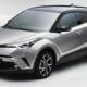Toyota до премьеры рассекретила новый кроссовер C-HR