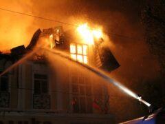 Трое детей погибли при пожаре в Ростове-на-Дону