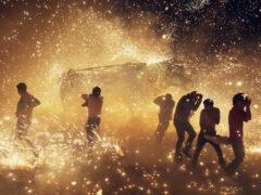 В Китае в результате взрыва пиротехнической фабрики погибли 6 человек