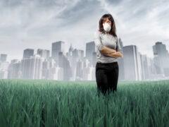 Ежегодно более 5,5 млн человек умирают от грязного воздуха