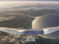 Дроны на солнечных батареях помогут Google раздать 5G-интернет