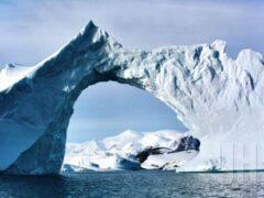 В Антарктиде зафиксирована рекордная температура в 17,8 градуса тепла