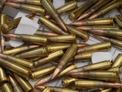 Пенсионер из Бегомля хранил дома 109 патронов