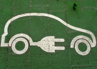 авто зарядка от асфальта