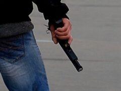 В Москве проигравшийся полицейский совершил вооруженный налет