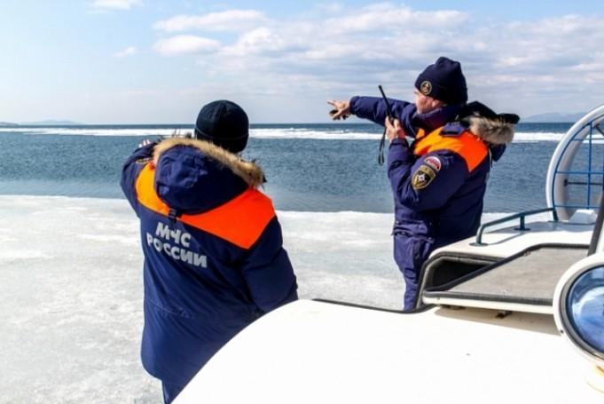 поиски трех рыбаков