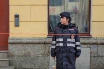 женщина-полицейский
