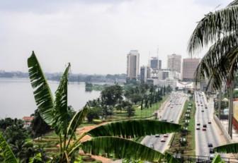 пляж в Кот-д'Ивуар