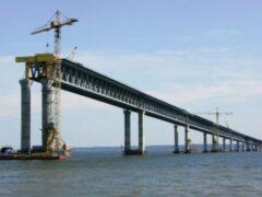 Минтранс: Керченский мост откроется для автомобилей до декабря 2018
