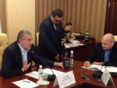 Глава Крыма во время заседания отправил помощника за паленой водкой