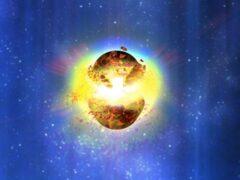 Ученые: Золото и свинец образовались в результате слияния звезд