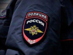 В Кузбассе пьяный мотоциклист сломал руку полицейскому