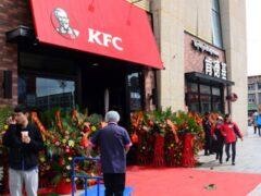 На Тибете открылся первый ресторан фастфуда KFC
