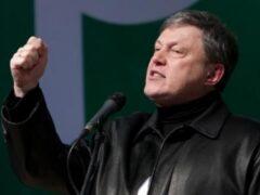 «Крым не наш»: Явлинский намерен выиграть выборы у Путина