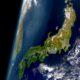 После землетрясения 2011 года Япония на 5 метров сместилась к Америке