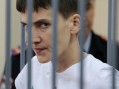 Письмо Савченко от имени Порошенко написали пранкеры