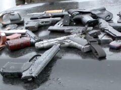 Почти 250 единиц оружия похищено из отдела полиции в Ростове-на-Дону