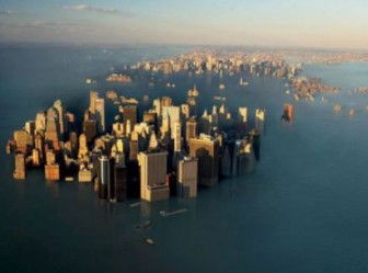 затопит Лондон