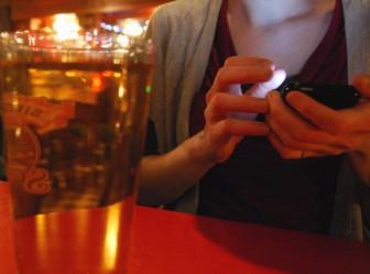 выпивка сообщения в твитт