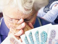 В Петербурге пенсионерка отдала мошеннику 600 тысяч рублей за спасение сына