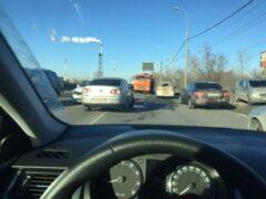 На юго-востоке Москвы произошло ДТП с участием семи машин