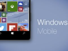 Microsoft в марте выпустит Windows 10 Mobile