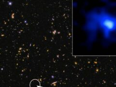 Телескоп «Хаббл» обнаружил самую удаленную галактику