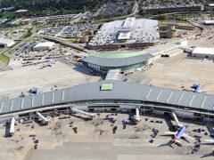 Самолет совершил экстренную посадку в Хьюстоне из-за птицы